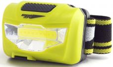 Фонарь налобный аккумулятор. светодиодный