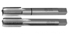 Метчик машинно-ручной для трубной резьбы,сталь Р6М5 ,ГОСТ 3266-81