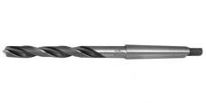 Сверло спиральное с коническим хвостовиком средней серии класс В,сталь Р6М5 ,ГОСТ 10903-77