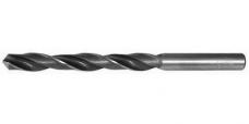 Сверло спиральное с цилиндрическим хвостовиком средней серии класс В,сталь Р6М5,ГОСТ 10902-77