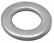 Шайба плоская цинк  DIN 125