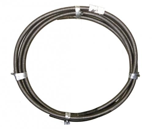 Вал гибкий проволочный для чистки канализации типа ВС (