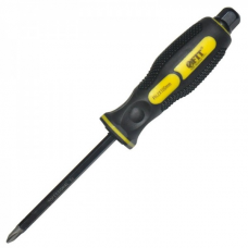 Отвертка ударная PH 6-гранник жало сталь S2 магнит 2-компонентная ручка