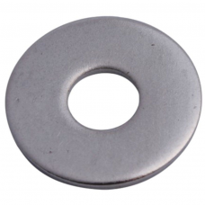 Шайба плоская увеличенная цинк DIN 9021