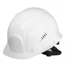 Каска защитная СОМЗ-55 Favorit Trek белая вент. пазы Standart