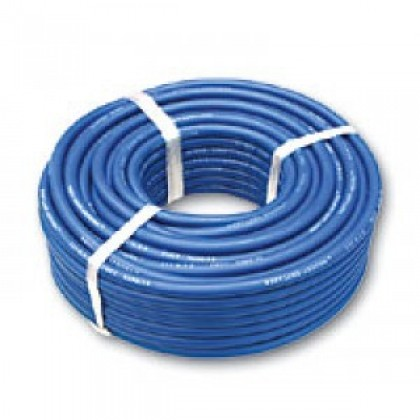 Рукав кислородный резиновый ф6,3х13мм (lll) 20кгс/см синий (бухта 50м)
