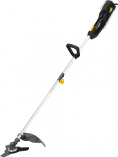 Газонокосилка Эл.Триммер Huter GЕT-1500SL 1500Вт 420мм 8000об/мин леска+нож 5,32кг