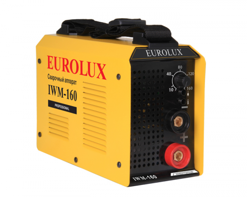 Инвертор сварочный Eurolux IWM160