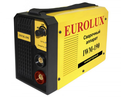 Инвертор сварочный Eurolux IWM190