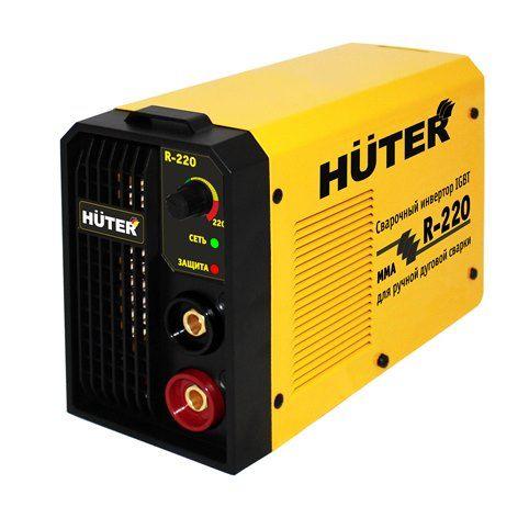 Инвертор сварочный Huter R-220