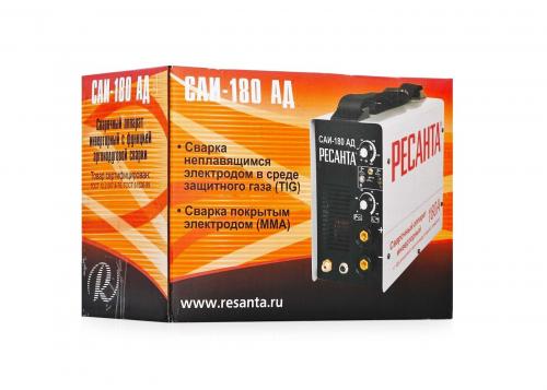 Инвертор сварочный Ресанта САИ-180-АД