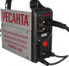 Полуавтомат св. инвертор Ресанта САИПА-165