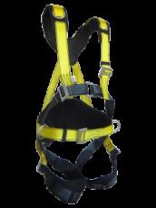 Привязь страховочная СП-04-01 наплеч/набедр.лямки кушак кольцо на груди 15кН 1,6кг