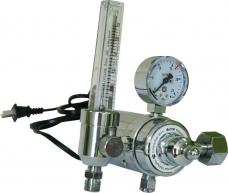 Регулятор углекислотный с подогревателем УР-30-Р1П 220В ротаметр