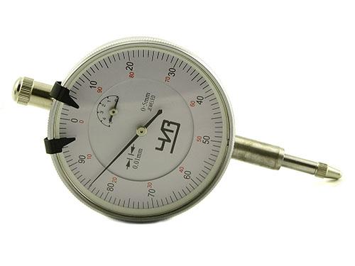 Индикатор часового типа ИЧ-10-0 с/ушком ЧИЗ 0-10мм кл.т.0 ц.д.0,01мм ГОСТ 577-68