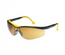 Очки защ. слес. откр. О50 Monaco 5-2,5 PC-StrongGlass коричневый