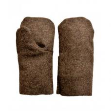 Рукавицы суконные с 2-м наладонником 760г/м2