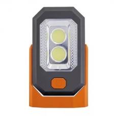 Фонарь светодиодный Optimus pocket Яркий Луч x3W прож.0,5W 12ч крюк магнит б/б 3хААА