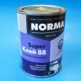 Клей 88 Norma Super 1л/0,7кг универсальный водостойкий Новоколор 4680020267506