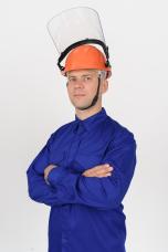 Куртка для защиты от эл.дуги Рт640W тк.Worker 5,6 кал/см2