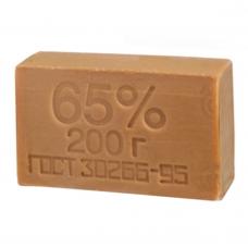 Мыло хозяйственное 65% 200г в/шт (1/60шт/12кг)
