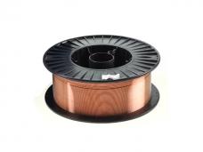 Проволока сварочная омедненная СВ08Г2С ф1,2мм (катушка 15кг)