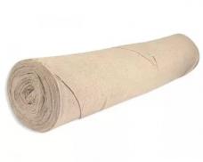 Полотно холстпрошивное нетканое 1,5м обычное рулон 50м (п/м)