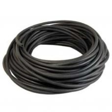 Рукав кислородный резиновый ф6,3х13мм (3кл) черный (бухта 40м) Китай